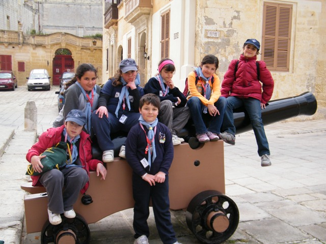 Mosta Scout Group Mosta Scout Group - Cubs